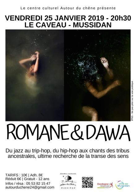 Affiche Concert Caveau_ 25012019