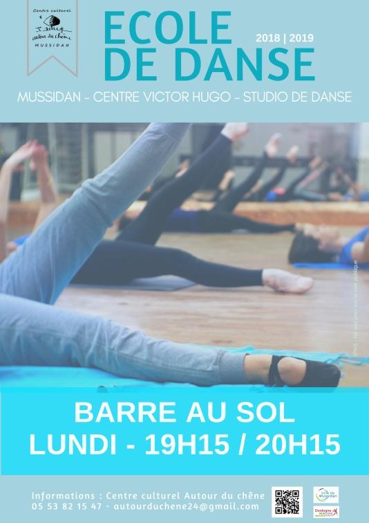 Flyer BARRE AU SOL_ 2018 2019_RECTO 1
