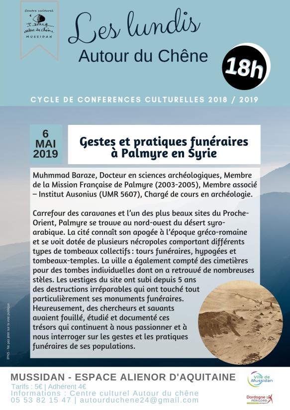Conférence 06052019_Palmyre