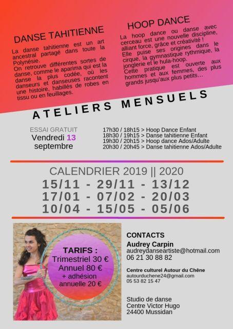 Ateliers AUDREY_2019 2020_VERSO