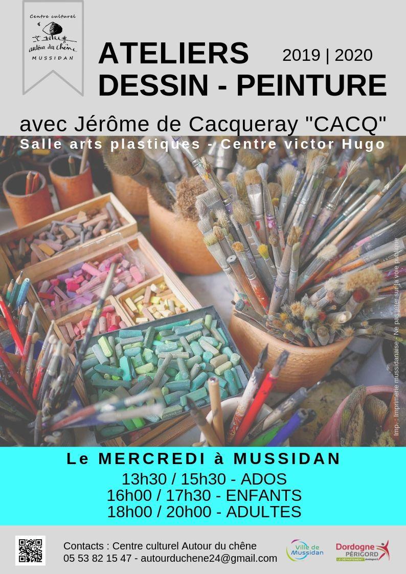 CACQ_Ateliers dessin_2019 2020-RECTO