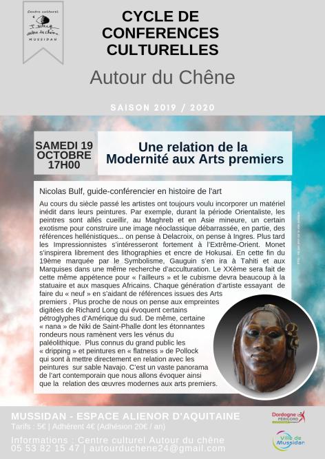 CONF 2019_2020_Nicolas BULF_19102019