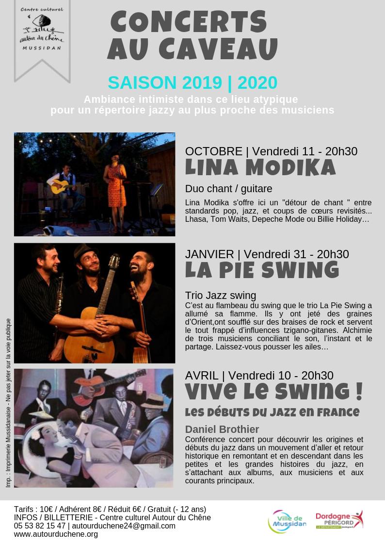 Concerts Caveau 19_20