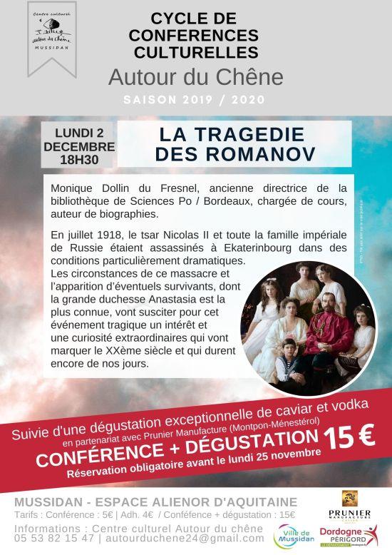 CONF 2019_2020_Tragédie Romanov_02122019